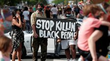 Protests Continue Nationwide Over George Floyd Killing In Minneapolis