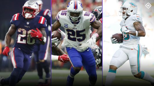 Fantasy Injury Updates: Sony Michel, LeSean McCoy, Albert Wilson, more affecting Week 8 waiver wire pickups