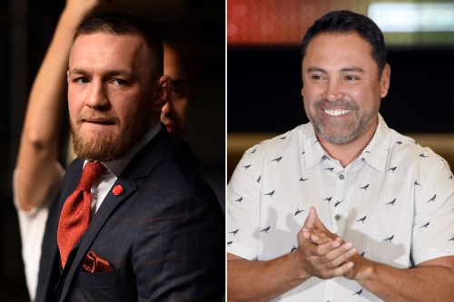 'Secretly training' boxing legend stunningly calls out McGregor
