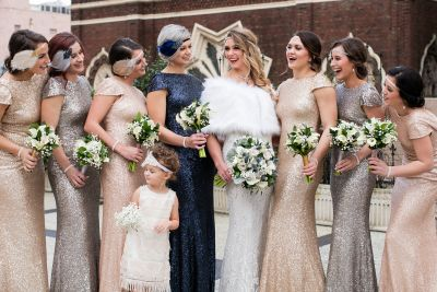 Now brides are making guests dress in costumes