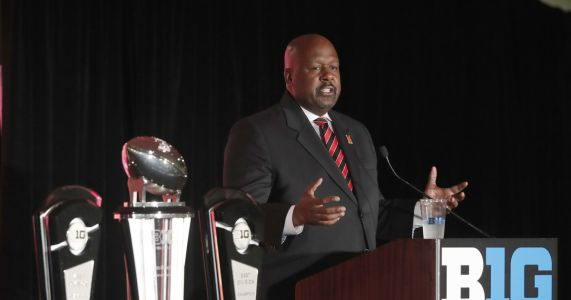 Locksley excited to lead Terps football past tumultuous 2018