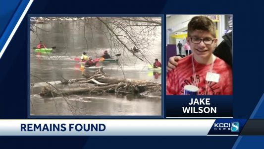 Jake Wilson's family far from closure after remains found