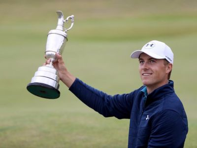 The best-dressed golfers at the Open Championship