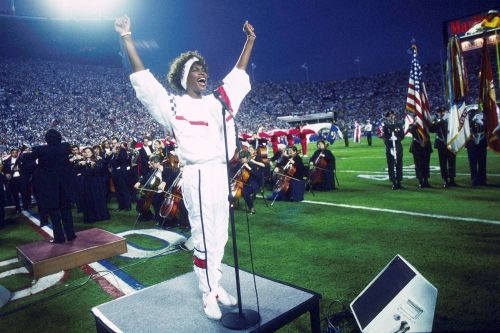 How Whitney Houston set the national anthem standard 30 years ago