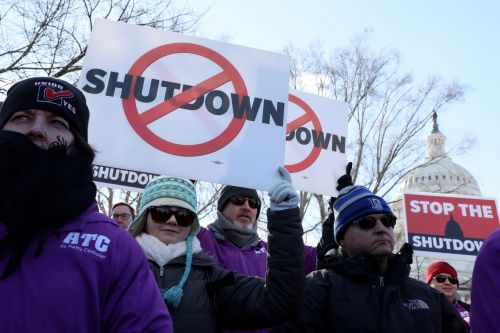 Voters overwhelmingly blame President Trump for shutdown, reject 'every argument' for border wall, poll finds
