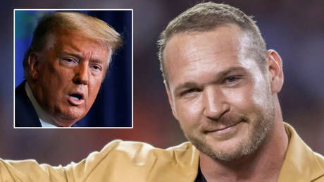 NFL great Brian Urlacher's brother, who was facing 10-year jail sentence over gambling ring, cops last-gasp Donald Trump pardon