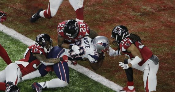 Super Bowl rematch of Falcons-Patriots highlight Week 7