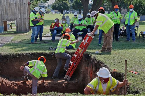 Archeologists discover remains during search for Tulsa race massacre victims