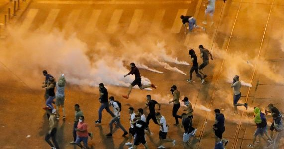 Romanian PM tells EU: Force against protesters was justified