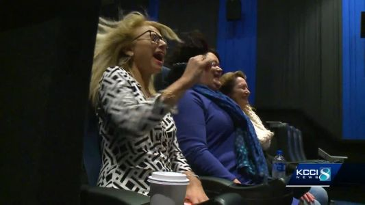 Ankeny theater offers 4D experience, bar, bowling alley, more