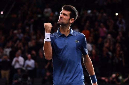 Novak Djokovic just beat Roger Federer in one of the best tennis matches you'll see all year