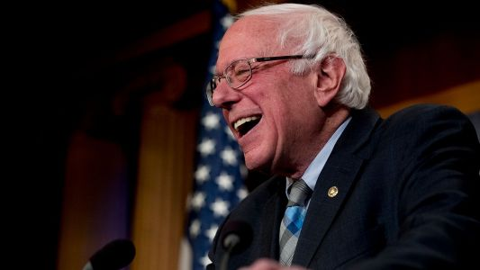 Independent Sanders, announcing for president, defends his allegiance to Democratic Party