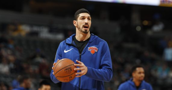 NBA's Silver backs Kanter's decision to skip London trip