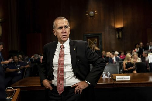 Trump endorses Tillis in North Carolina