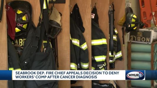 Workers' compensation claim for firefighter's cancer treatment denied
