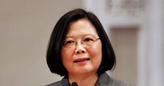Taiwan's Tsai travels in face of China diplomatic onslaught
