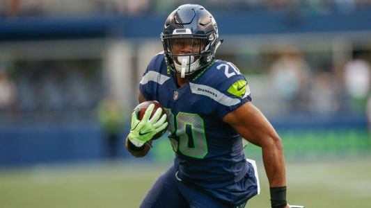 Rashaad Penny injury update: Seahawks rookie to have surgery on broken finger, report says