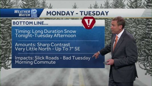 Weather: Alert Day: Heavy Snow Coming