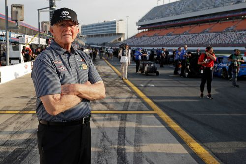NASCAR's Joe Gibbs sorry for Daytona 500 celebration after Ryan Newman wreck