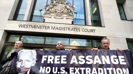 OSCE media freedom rep calls on UK not to extradite Assange due to 'excessive' US prison sentence