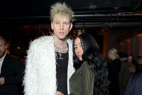 Noah Cyrus and Machine Gun Kelly look cozy at Grammy afterparty
