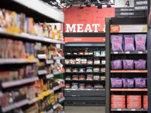 Amazon opened its first cashierless full grocery store in Seattle as it ramps up its position in the grocery sector
