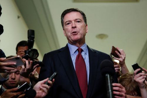 James Comey testifies before Senate panel on Russia investigation