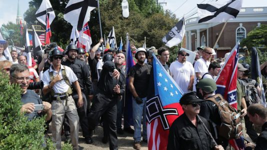 After Charlottesville, Alt-Right Groups Splinter, Distance From White Supremacy