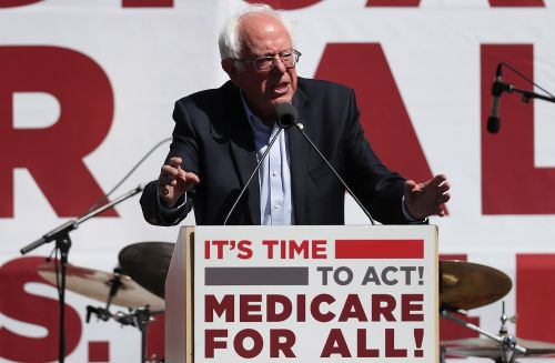 Fox News town hall audience cheers Bernie Sanders' Medicare for All pitch