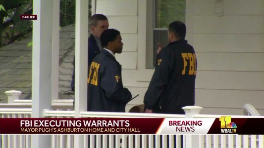 FBI, IRS execute search warrants on Pugh's home, City Hall, more