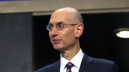 Adam Silver says he supports NBA players speaking out on social issues