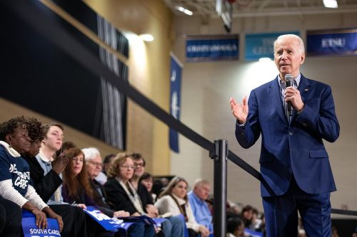'Too much detail': South Carolina holds firm for Biden despite rambling, graphic speeches