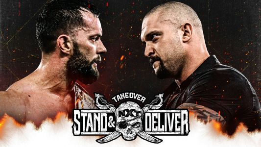 Kyle O'Reilly Beats Adam Cole at WWE NXT TakeOver: Stand & Deliver