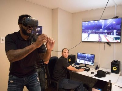 What a visit to Silicon Valley taught this Brooklyn Nets power forward about tech - and the NBA