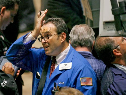 Markets are reeling after a 'bizarre' Fed surprise