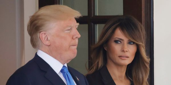 Trump says he was too busy to get Melania a good birthday gift, worries 'maybe I didn't get her so much'