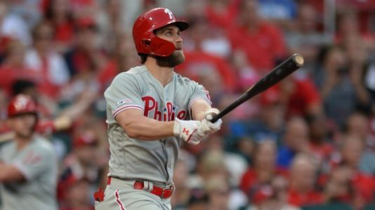 Baseball Report: Is Bryce Harper Worth The Money To The Phillies?