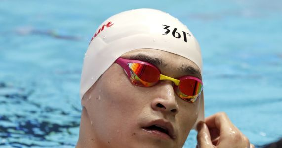 Swim star Sun Yang wants CAS public hearing over WADA appeal