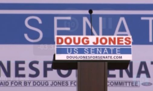 WATCH LIVE: Doug Jones Campaign Watch Party for special U.S. Senate election