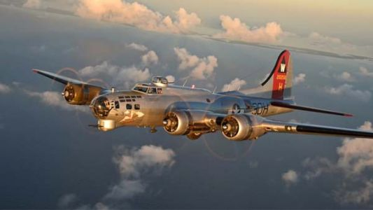 WWII-era bomber will rumble over Cincinnati this month