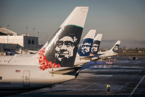 Alaska Airlines says 'unauthorized takeoff' of plane occurred