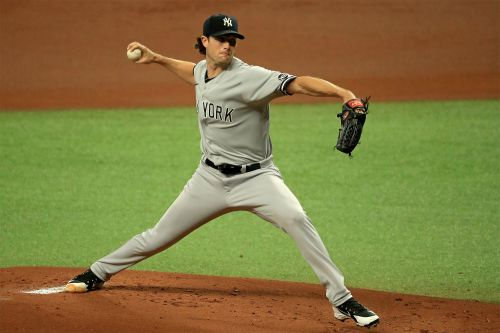 Yankees' homer-filled win continues Gerrit Cole trend
