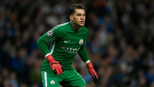 Ederson tipped to join De Gea among global elite following Manchester derby heroics