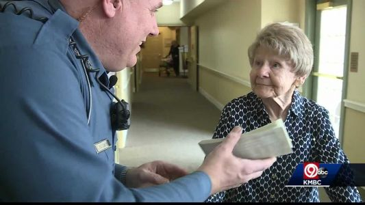 KCPD returns thousands in stolen bonds to woman