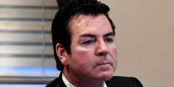 Papa John's Races to Pull Founder From Marketing, Surprising No One