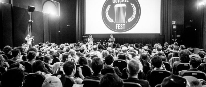 Five Questions for Quickie Fest Creators Anna Roisman and Michael Muntner