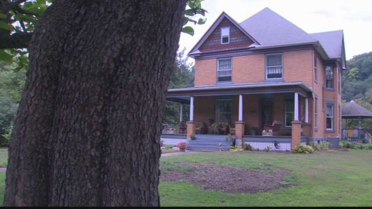 'Silence of the Lambs' house is for sale in Fayette County