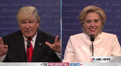 'Bad Hombres' and 'Nasty' Women Comments Get the 'SNL' Treatment