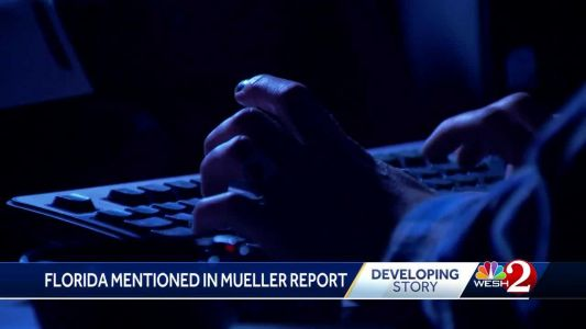 Florida mentioned numerous times in Mueller report