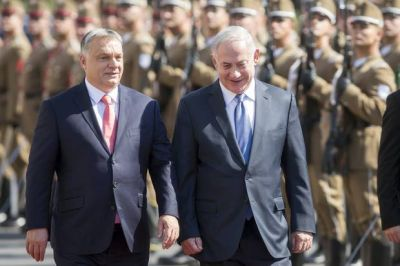 Hungary's Orban: Collaboration with Nazis was mistake, sin